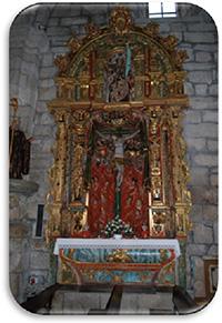 Igrexa de San Pedro de Leirado