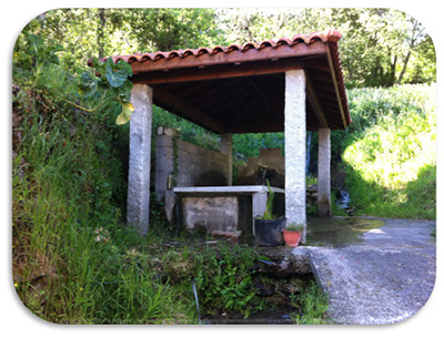 Fonte Cimadevilla (Redemuiños)